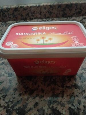 Margarina 3/4 con sal