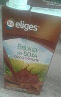 Bebida de soja con chocolate - Producto - es