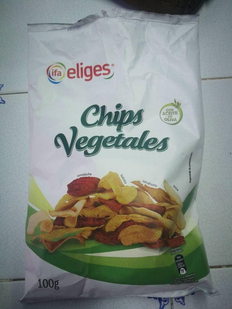 Chips vegetales - Producto - es