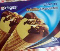 Cono vainilla y chocolate - Product - es