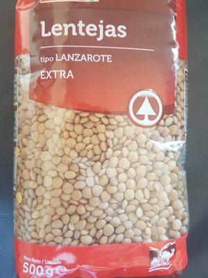 Lentejas Lanzarote extra - Producto - es
