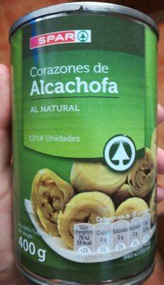 Corazones de alcachofa al natural - Product - es