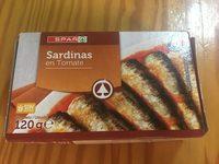 Sardinas en tomate - Producto