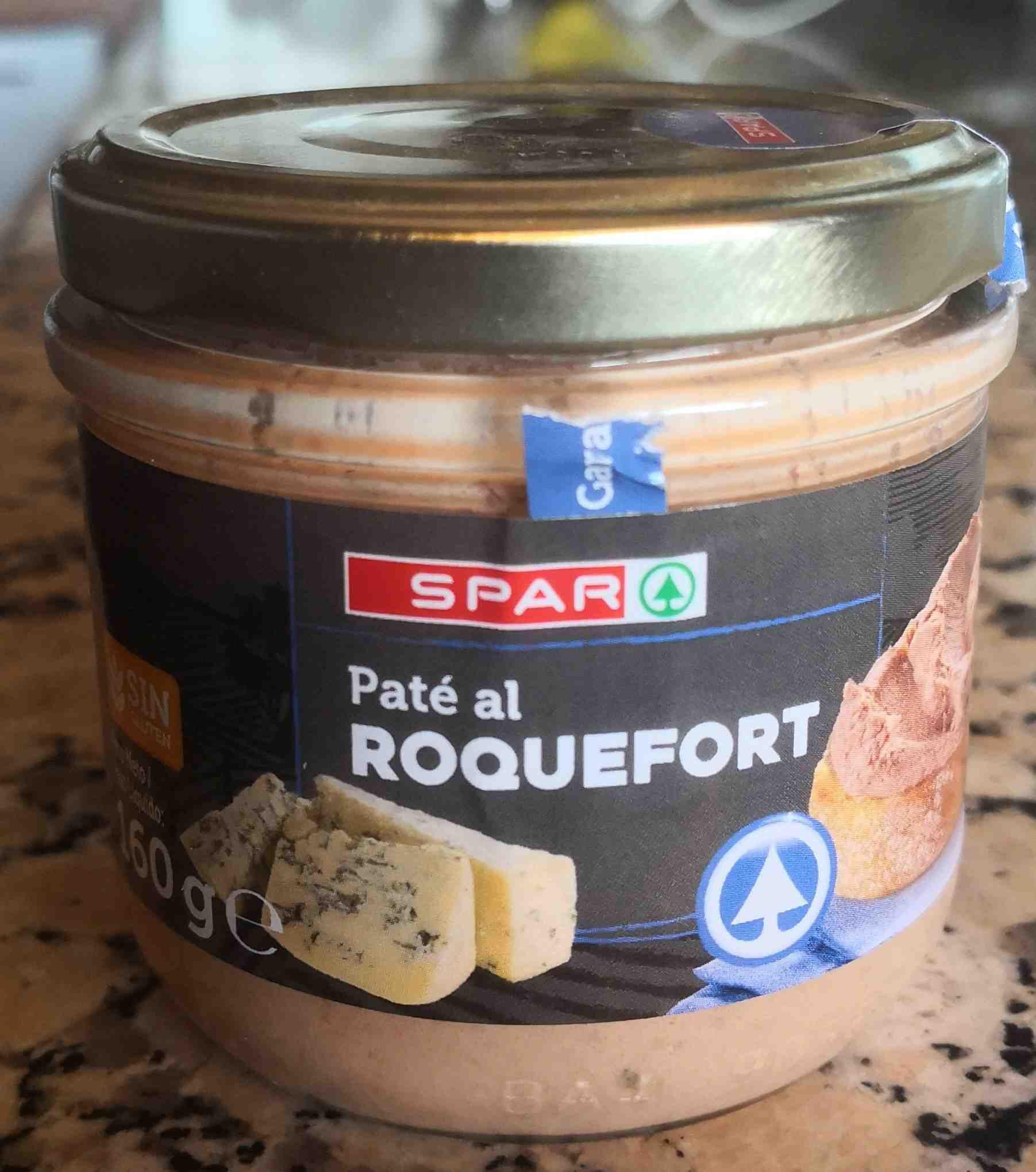 Pate al Roquefort - Produit