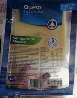 Queso en Lonchas Spar - Producte - es