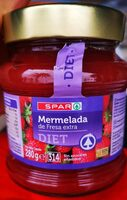 Mermelada de fresa diet - Product