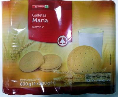Galletas María Rustica - Producto - es