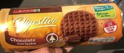 Digestives chocolate con leche - Product - es