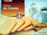 Galletas de canela - Product - es