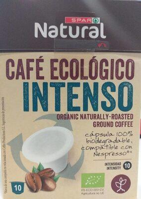 Café ecológico intenso