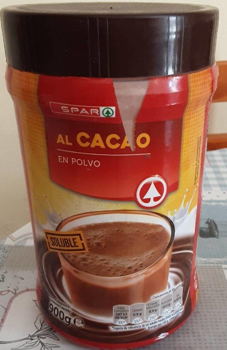 Cacao en polvo - Produit - es