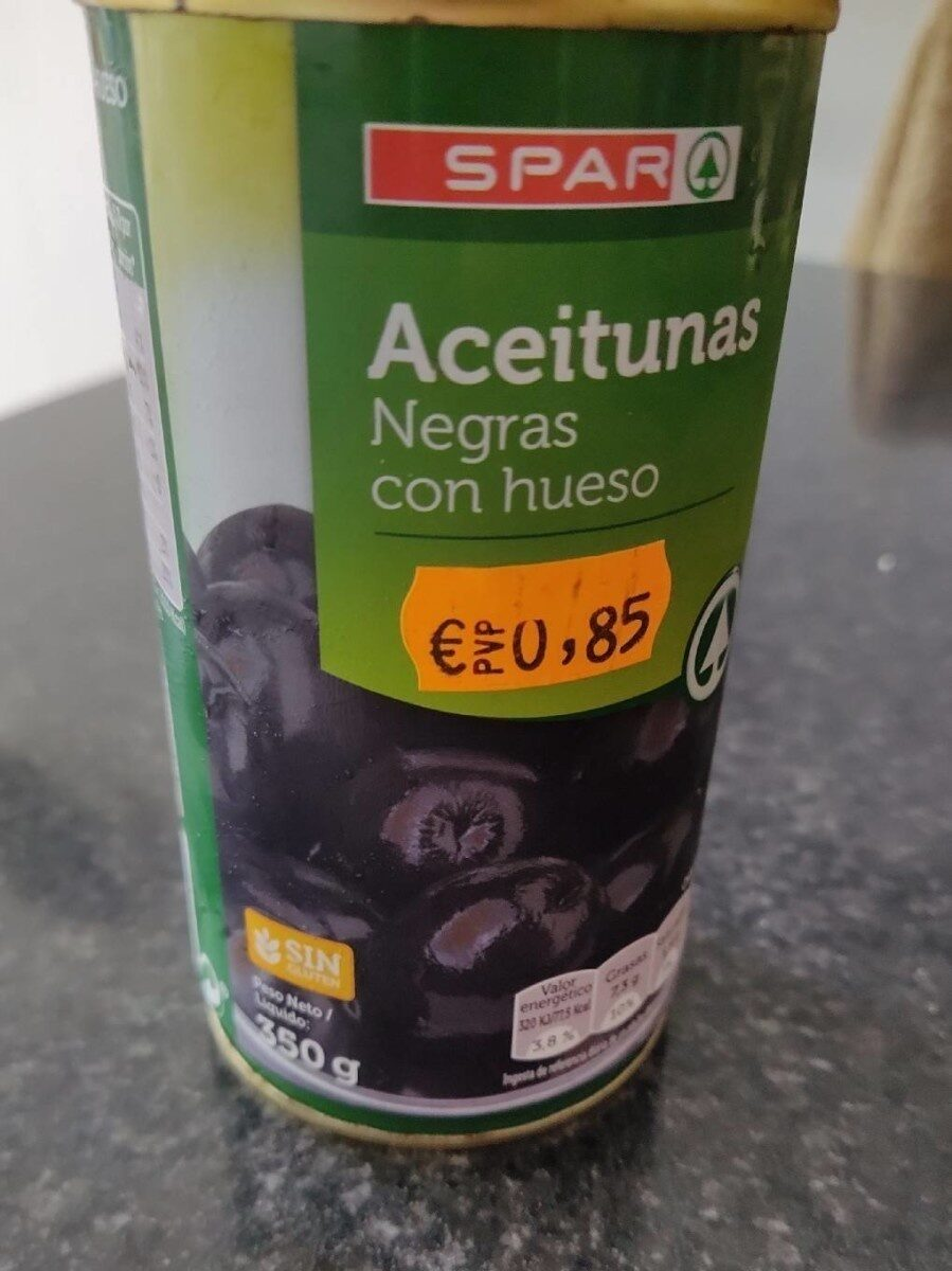 350 G-aceitunas Con Hueso - Product - fr