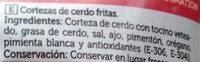 Snackspartorresmporcobaconral110grcx12 - Ingredients - es