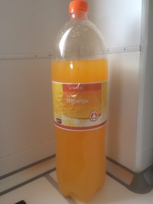 Refrig Spar Laranja C / Gas - Produit