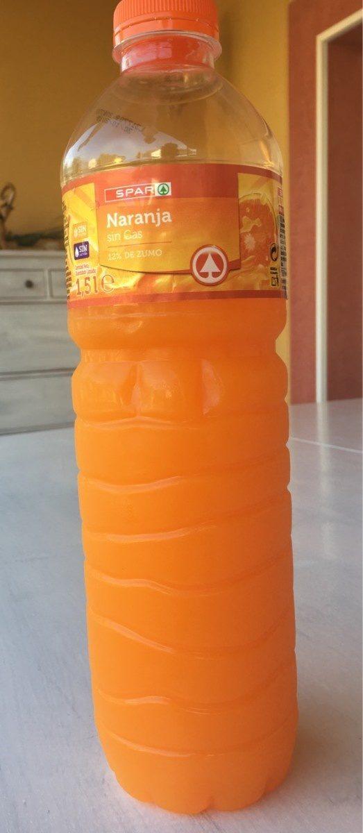 Naranja sin gas - Produit - fr