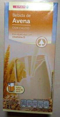 Bebida de Avena con Calcio - Producto - es