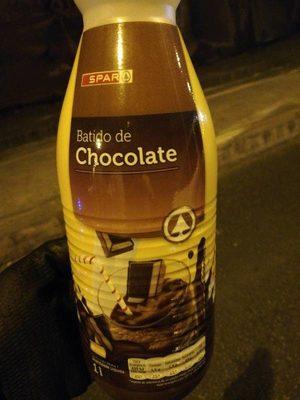 batido de chacolate - Produit - es
