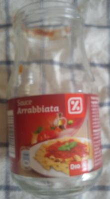 Sauce Arrabbiata Dia - Produit