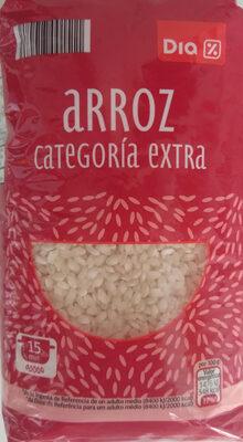 Arroz Categoría Extra - Product - es