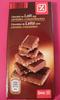 Chocolat au lait aux céréales croustillantes Dia - Produit