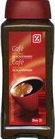 Café soluble descafeinado - Producte