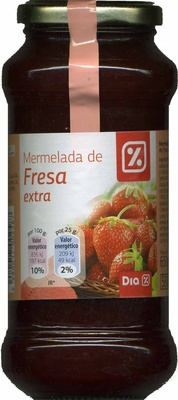 Mermelada de fresa extra - Product - es