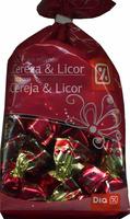 Bombones rellenos Cereza & Licor - Producte