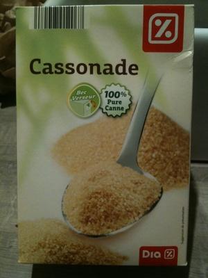 Cassonade - Product