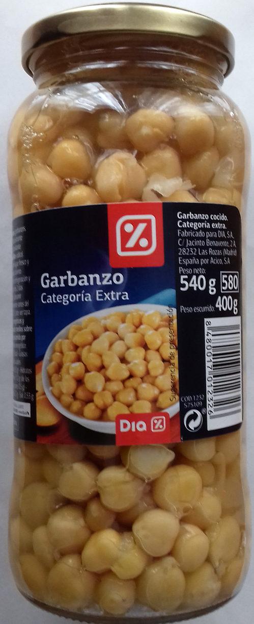 Garbanzo categoría extra - Product