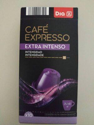 Café Expresso - Extra intenso