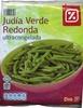 Judia verde redonda - Producte
