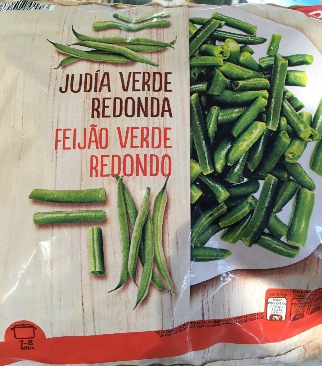 Judia verde redonda - Produit - es