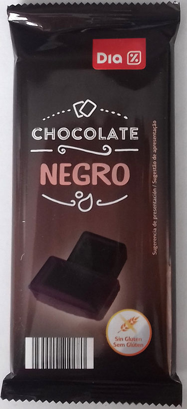 Chocolate negro - Product
