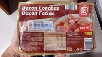 Bacon lonchas - Producte