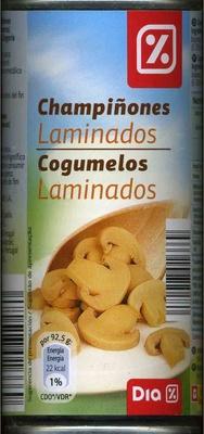 Champiñones laminados - Producto