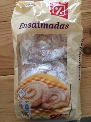 Ensaimadas - Prodotto - fr