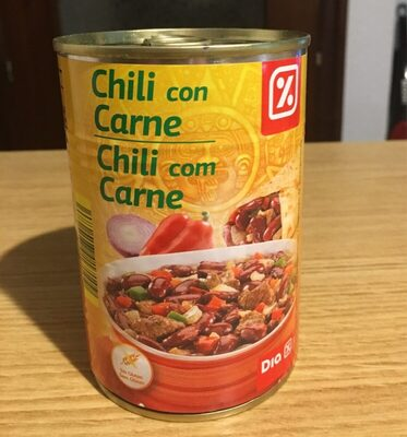 Chili con carne - Product - es