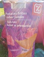 Chips Aromatisées Jambon - Product
