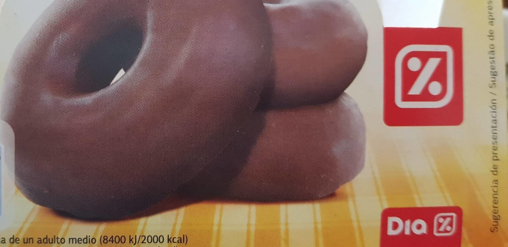 Bolleria al cacao - Product