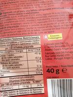 Preparado em pó sabor Morango - Product