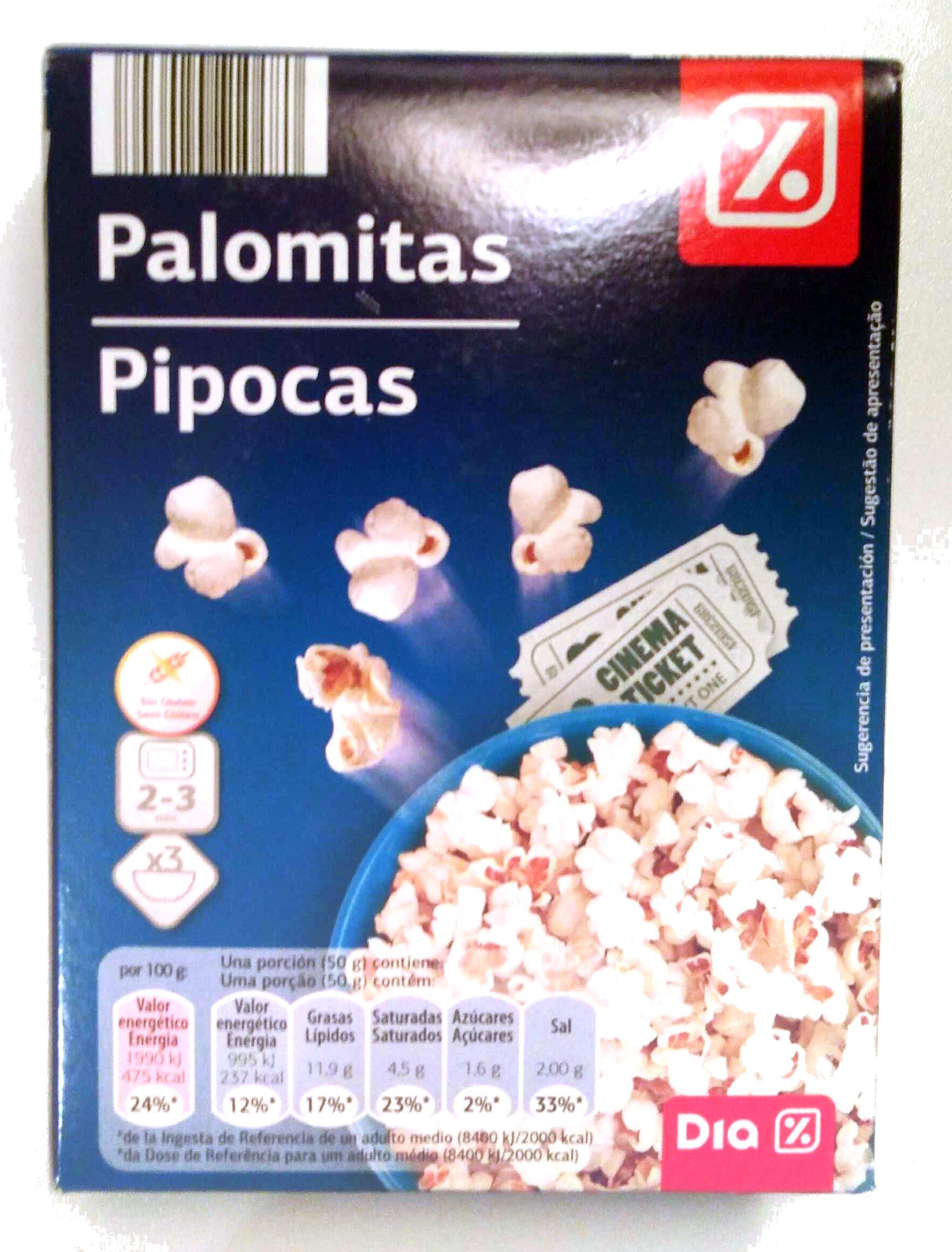 Palomitas - Produit - es