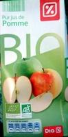Pur jus de pomme Bio - Product
