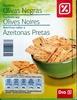 Biscuits feuilletés aux olives noires - Product