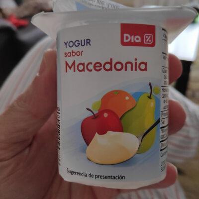 Yogurt Sabor Coco - Producto