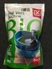 Thé vert de Chine bio - Produit