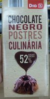 Chocolate Postres - Producto