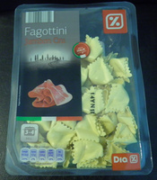 Fagottini Jambon Cru - Produit