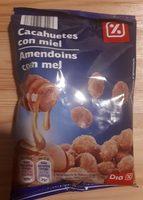 Cacahuetes con miel - Product - fr