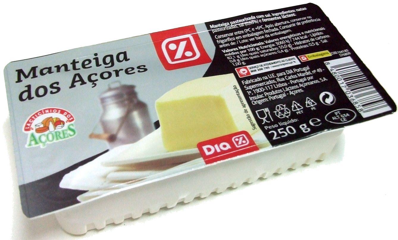 Manteiga dos Açores - Product