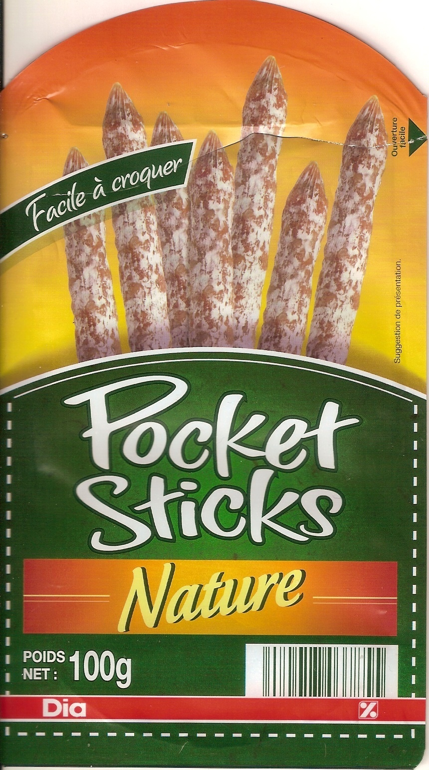 Pocket Sticks Nature - Produit